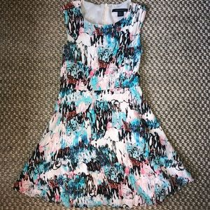 French Connection A-Line Dress